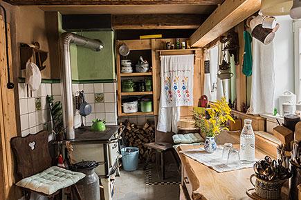 Oma Minnekens Küche